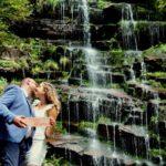 Prvo venčanje kod vodopada Tupavica u srcu Stare planine