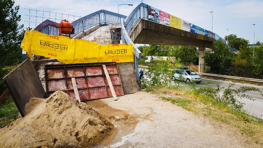 """Photo of Posle više decenija """"Pasarela"""" dočekala svoju rekonstrukciju"""