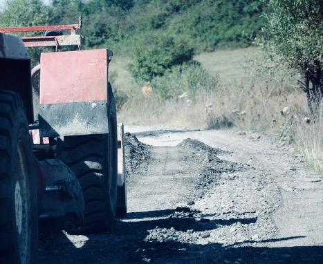 Photo of Urgentna sanacija urušenih deonica ka Planinarskom domu
