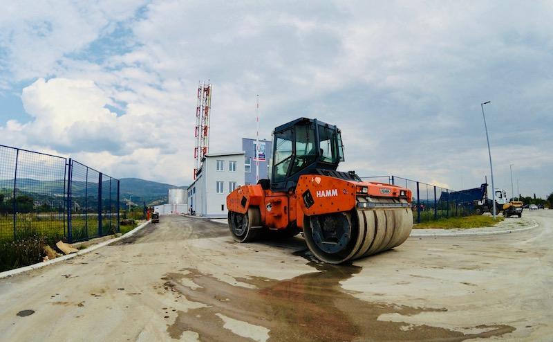 Photo of Asfaltirane saobraćajnice u Energani Senjak