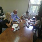 Predstavnica ambasade Slovačke obišla Regionalnu deponiju Pirot - moguća donacija i saradnja