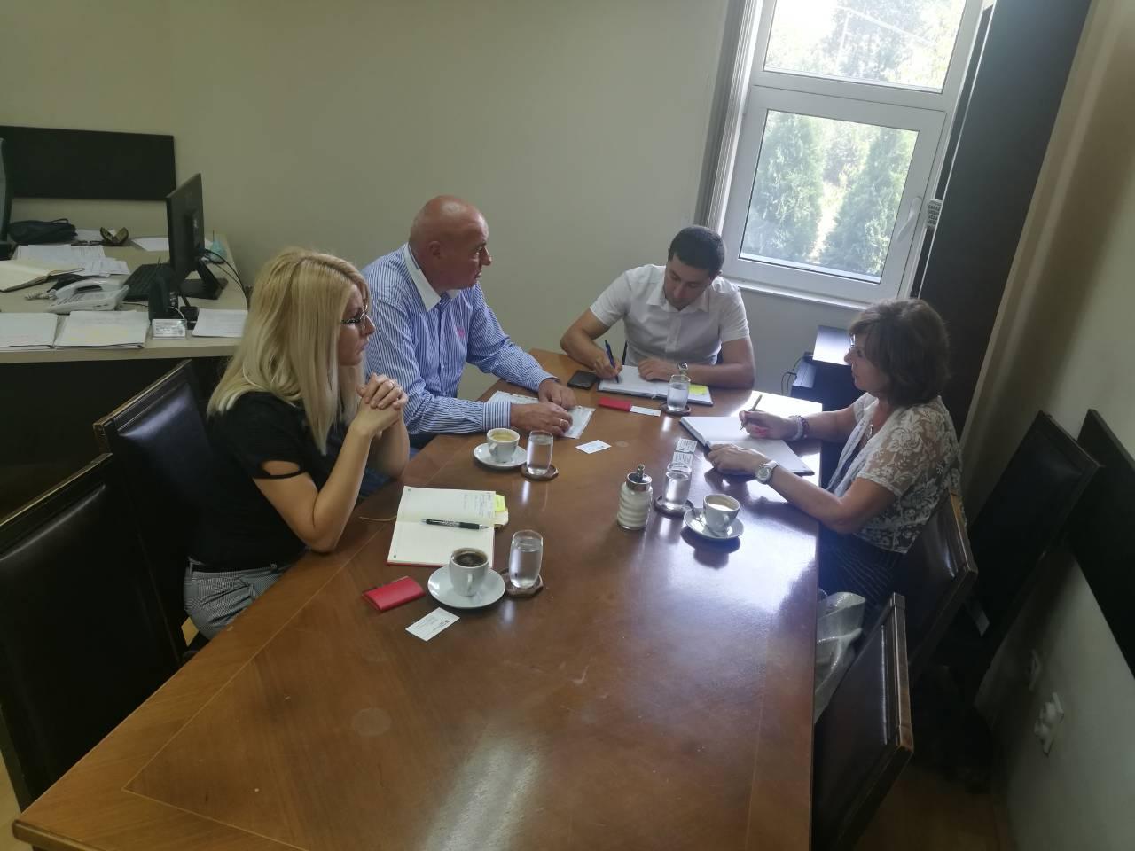 Photo of Predstavnica ambasade Slovačke obišla Regionalnu deponiju Pirot – moguća donacija i saradnja