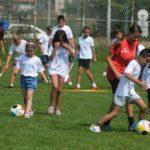 Održana Zabavna školica fudbala - veliko interesovanje mališana