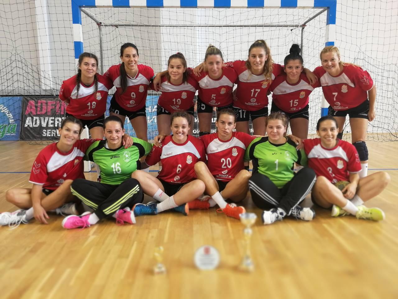 Photo of Rukometašice Pirota osvojile međunarodni turnir u Bugarskoj