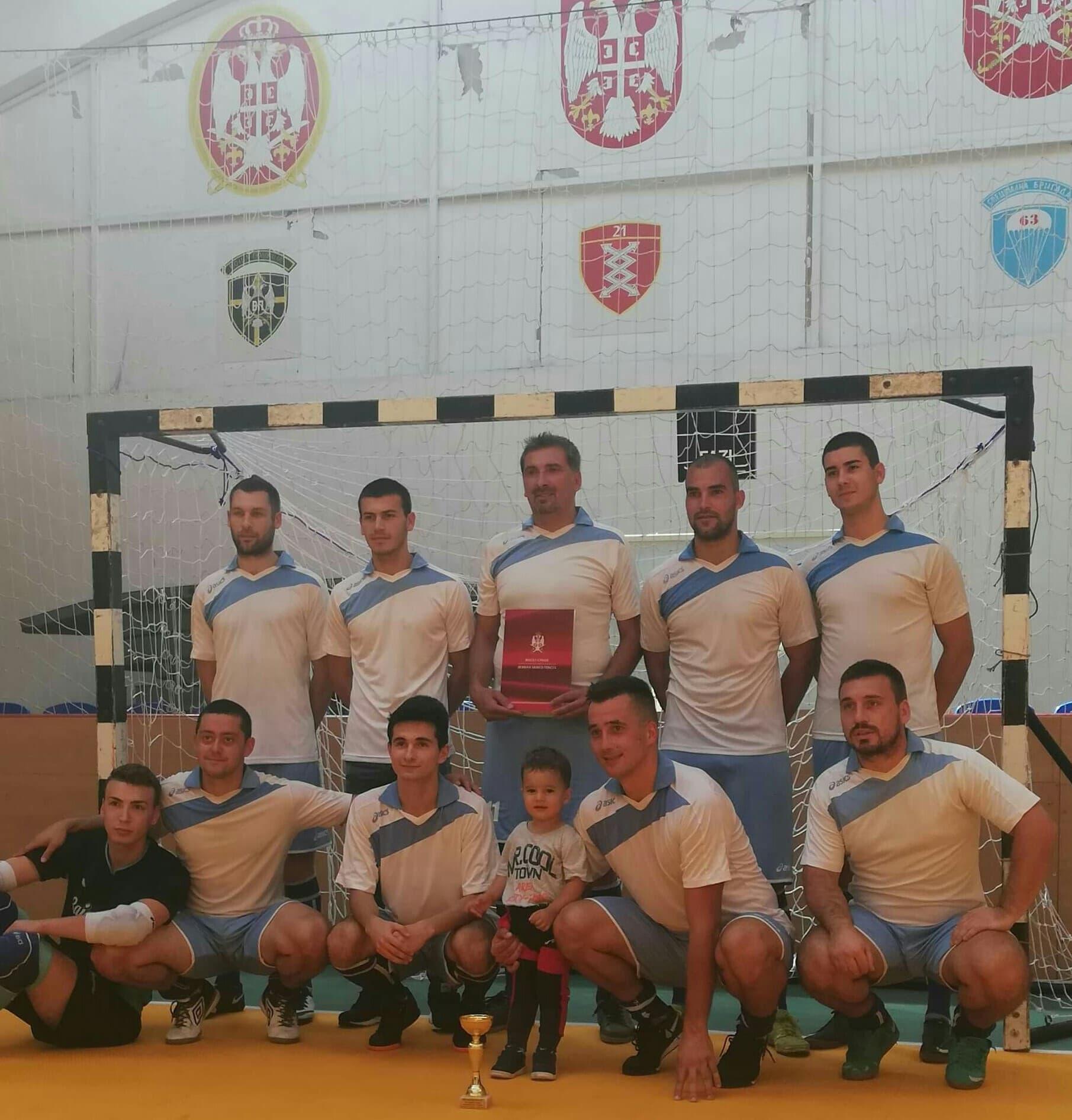 Photo of Igrali u čast poginulih oficira Vojske Srbije – Vladana Jovanovića i Srđana Stevanovića