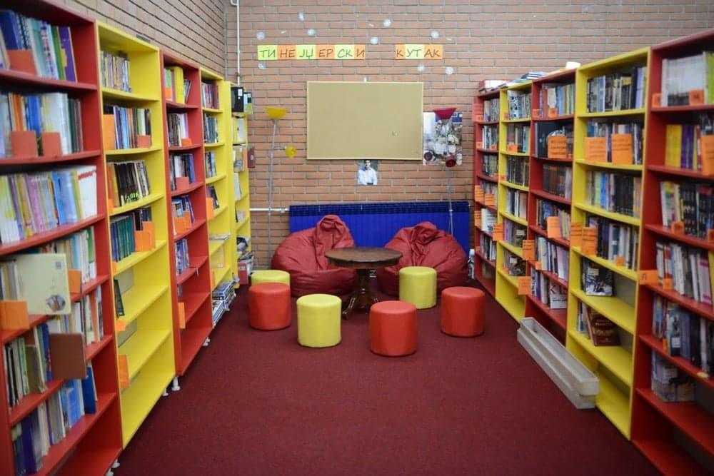 Photo of Obeležavanje Dečje nedelje u Narodnoj biblioteci Pirot