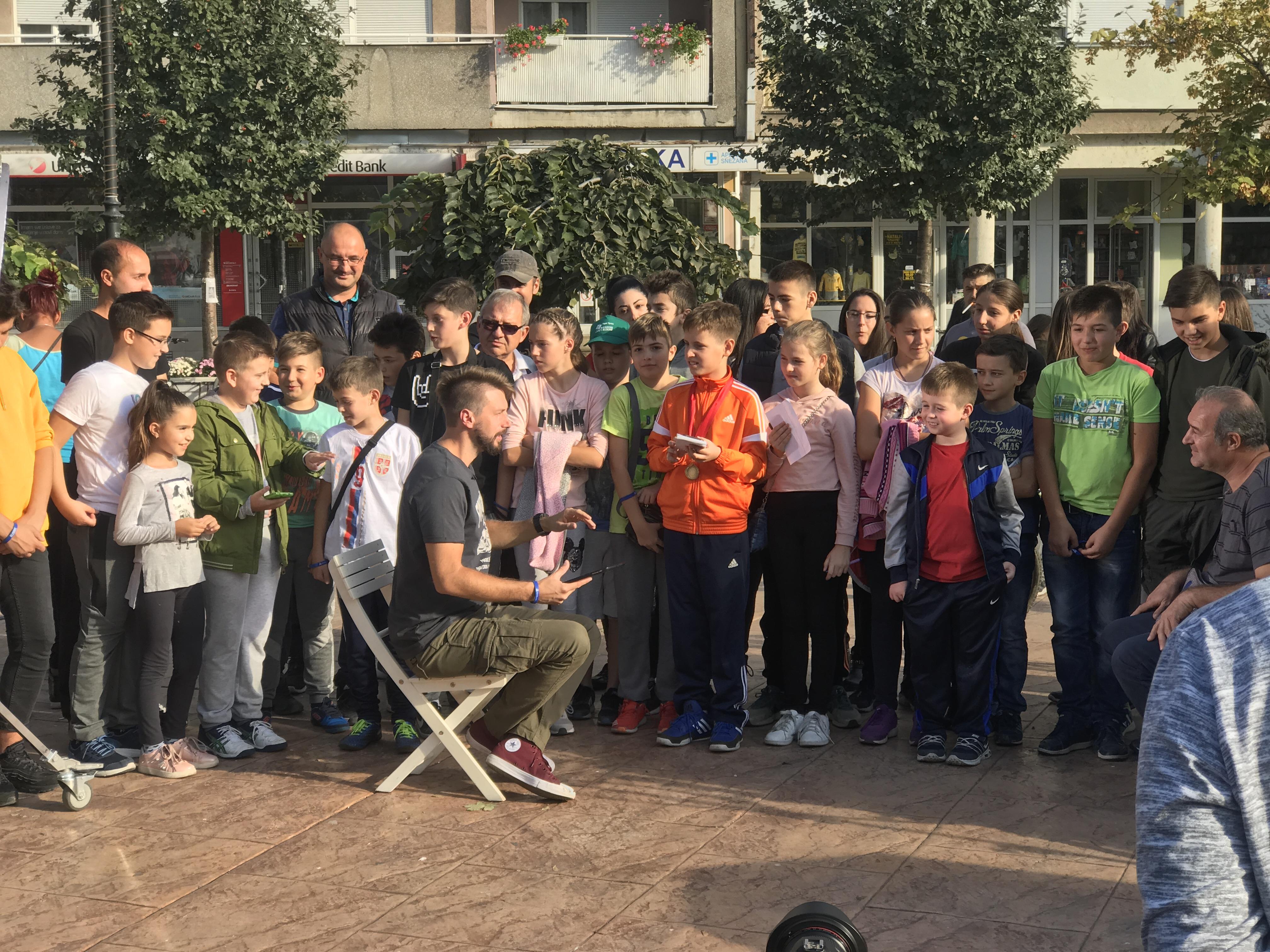 Photo of Popularni kviz Stolice sniman u subotu u Pirotu
