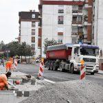 U toku završni asfalterski radovi u Takovskoj ulici