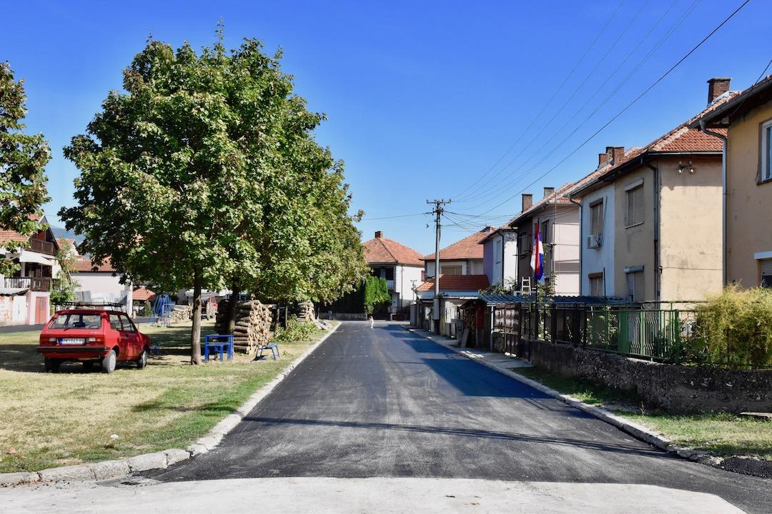 Photo of Završena i druga faza rekonstrukcije Partizanske ulice