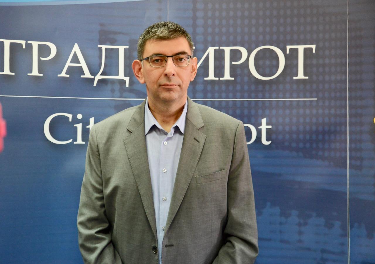 Photo of Slaviša Svilarov: Radićemo na poboljšanju svih parametara poslovanja Javnog preduzeća za planiranje i izgradnju Grada