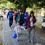 Šetnja dobrote Tigar tyresa donela milion dinara donacije Predškolskoj ustanovi za novo igralište