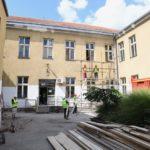 """Počela rekonstrukcija OŠ """"Sveti Sava"""", vrednost radova 140 miliona dinara"""