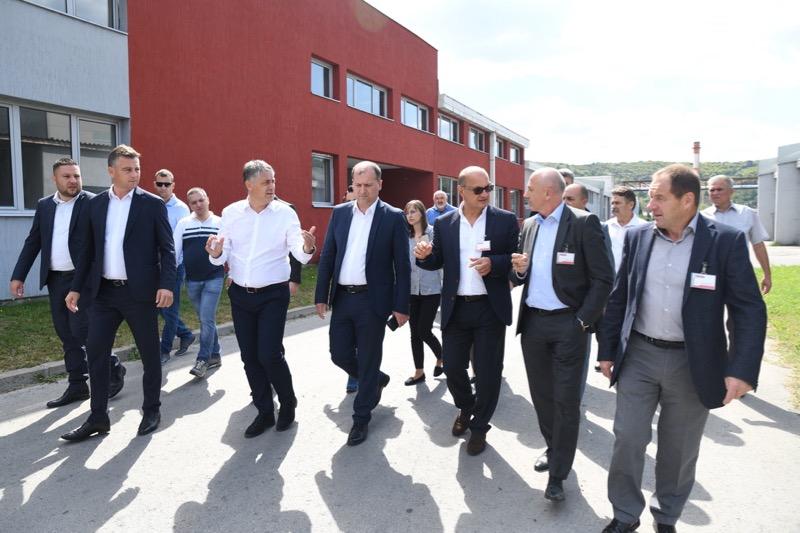 Photo of Vasić: Dolaskom investitora iz Nemačke, pored postojećih Francuza i Italijana Pirot bi dobio mnogo