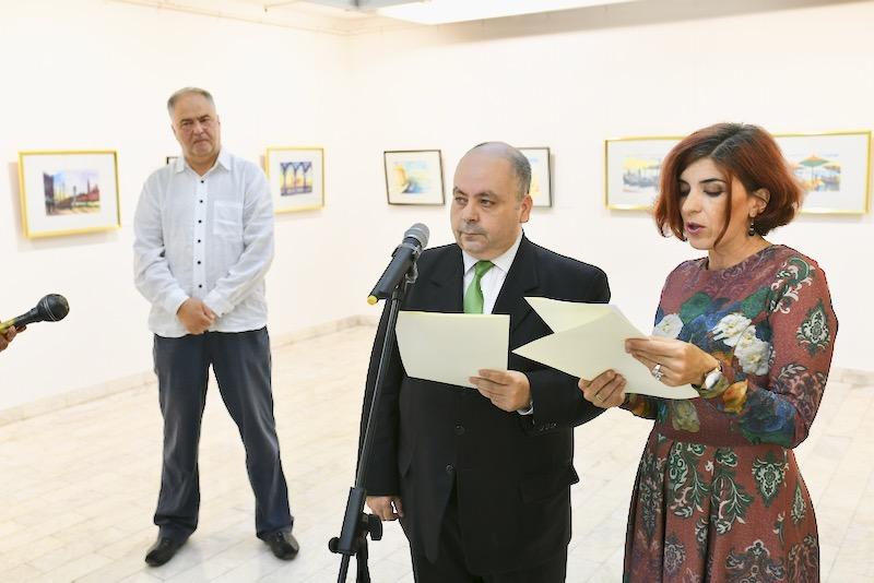 Photo of Advokat s kičicom – Umetnost Nebojše V. Petrovića spojila Pirot i Tunis