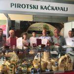 Pirotski kačkavalj Mlekarske škole na Međunarodnom sajmu hrane u Torinu