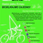 Karavan biciklista na putu od Soluna do Beča prolazi danas kroz Pirot