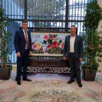 Obeležen Dan NR Kine, prisustvovao i Vasić