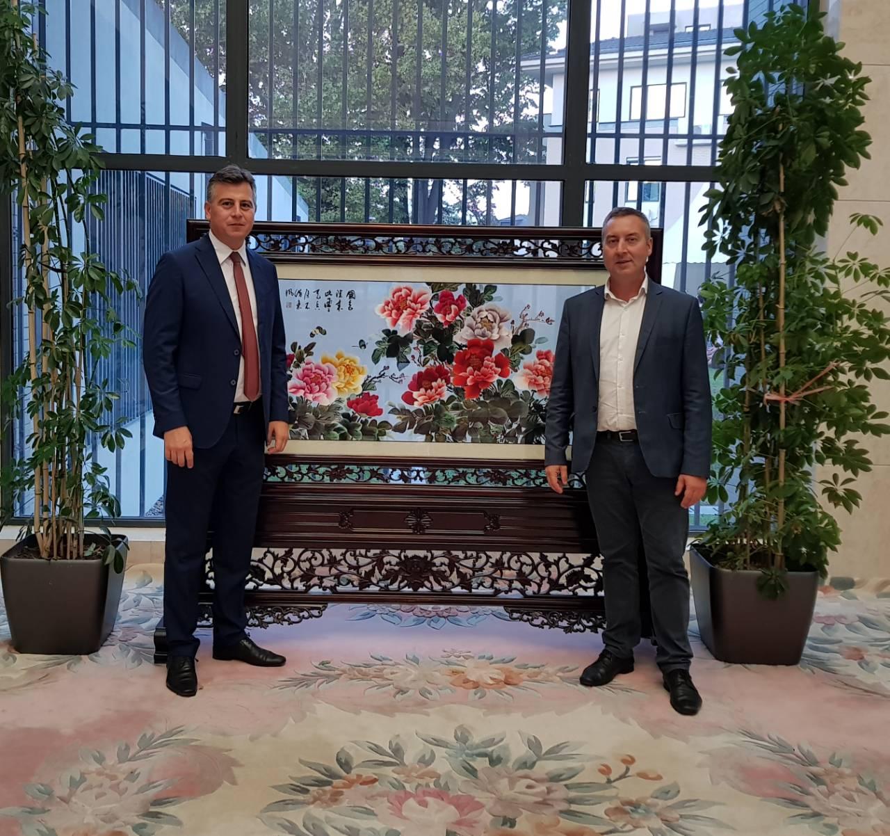 Photo of Obeležen Dan NR Kine, prisustvovao i Vasić