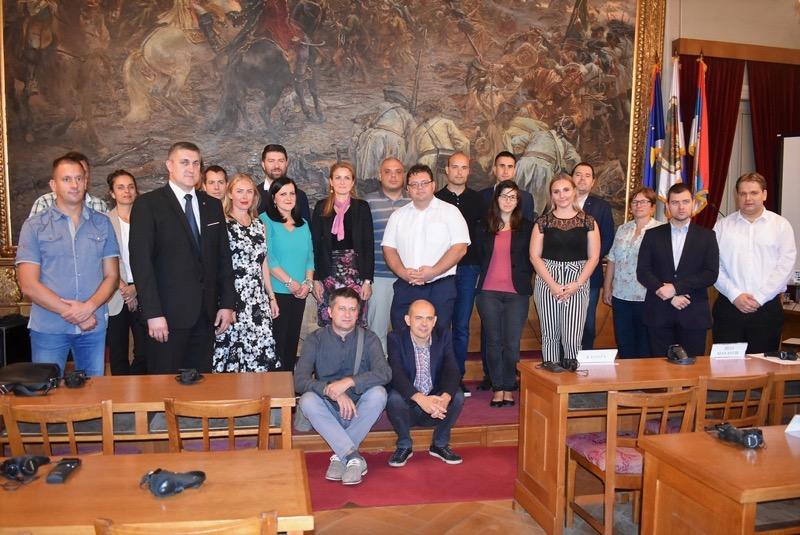 Photo of Pirot među liderima prekogranične saradnje