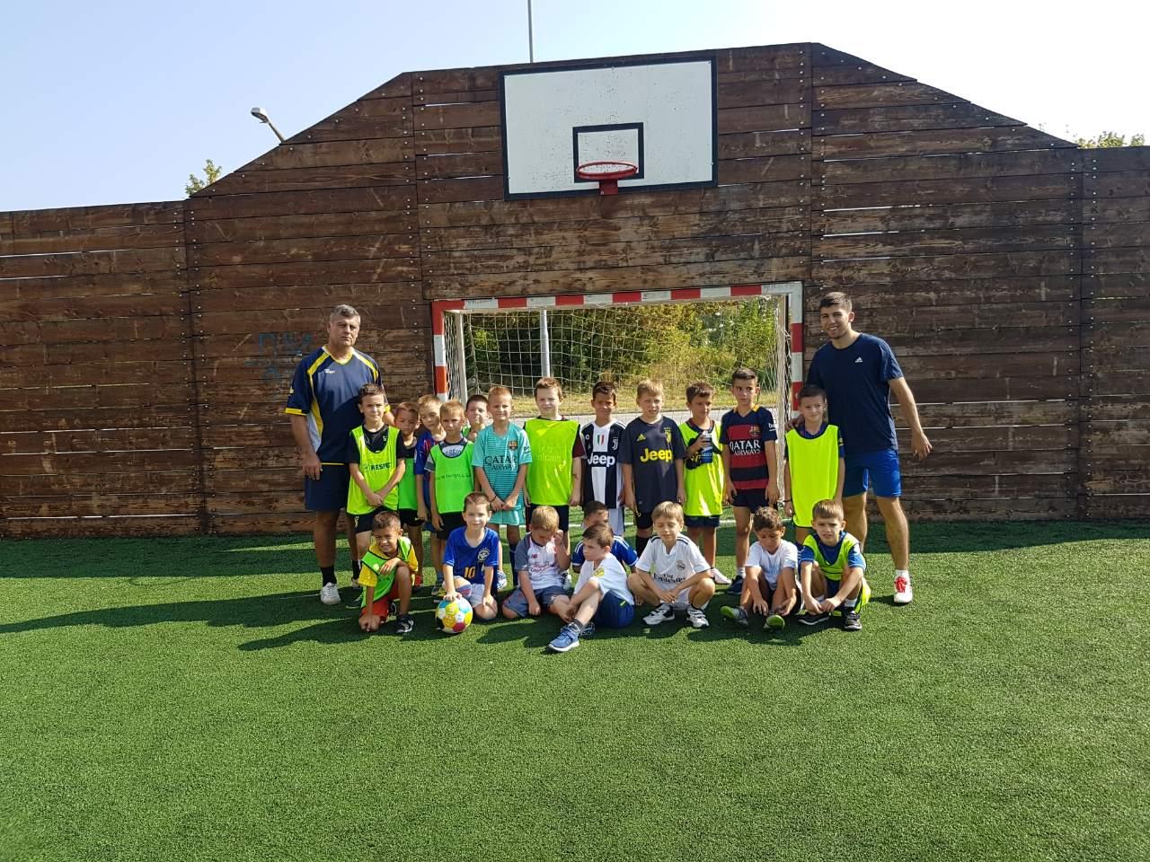 Photo of FK Gimnazijalac – prava adresa za prve fudbalske korake. Počeo upis novih polaznika Škole fudbala