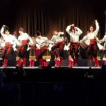 Pirotski folklorci na Medjunarodnom festivalu folklora u Severnoj Makedoniji