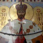 Мироточива икона Светог цара Николаја II Романова и у Пироту