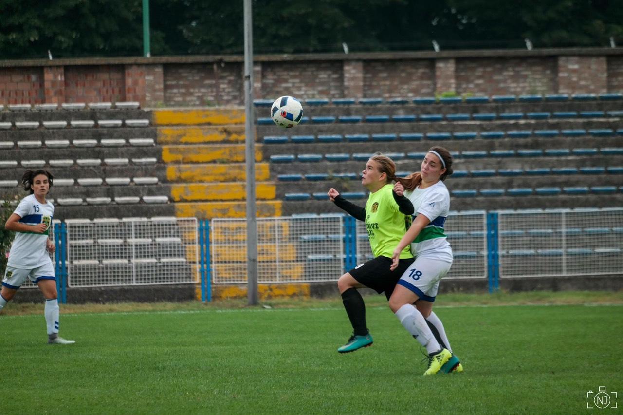 Photo of Fudbalerke Jedinstva startovale važnom pobedom protiv favorita
