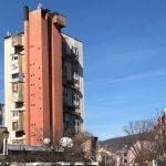 Požar u Soliteru - na svu sreću bez povređenih
