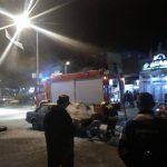 Zapalio se automobil kod Golemog mosta, nema povređenih