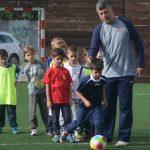 Počela sa radom Škola fudbala FK Gimnazijalac - pravi rasadnik talenata