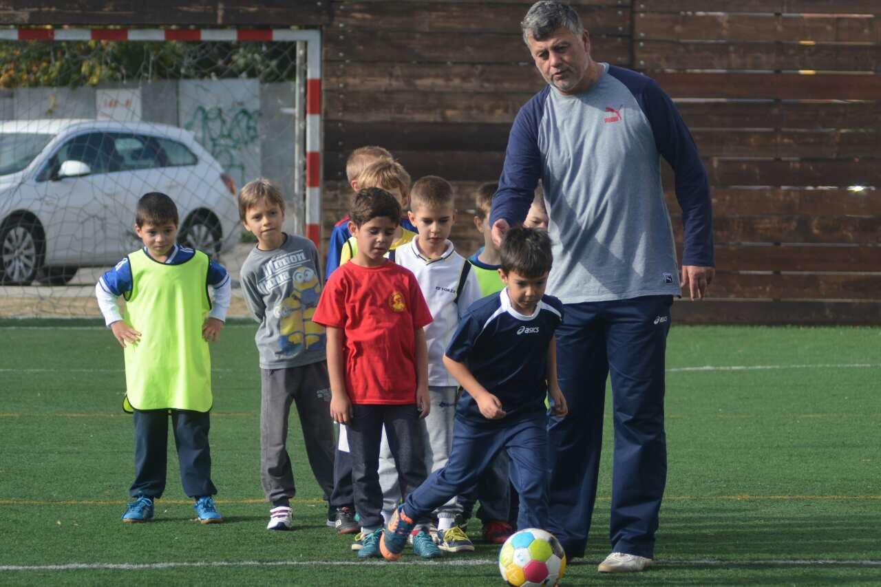 Photo of Počela sa radom Škola fudbala FK Gimnazijalac – pravi rasadnik talenata