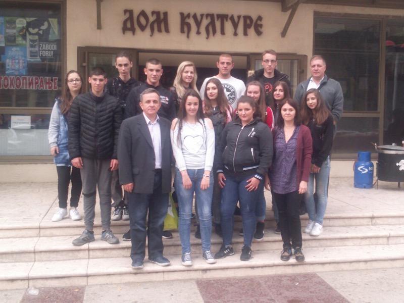 Photo of Učenici Mlekarske škile dobri i u preduzetništvu
