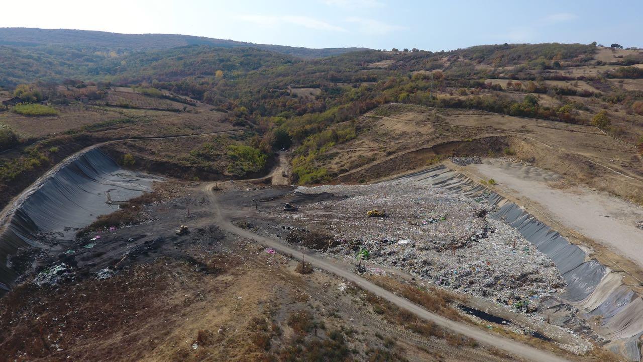 Photo of Počela izgradnja druge ćelije Regionalne deponije – investicija za budućnost