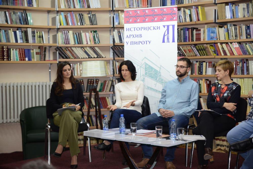 "Photo of Promovisan Zbornik istoriografskih radova ""Pirot od turske kasabe do modernog grada"""