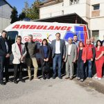 Tigar tyres i Koridori Srbije donirali novo vozilo Hitnoj pomoći