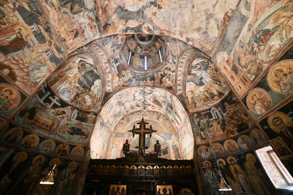 Photo of Jedna od najvećih srpskih svetinja – Manastir Svetog Jovana Bogoslova obeležio svoju slavu