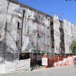 Počelo uređenje fasada na zgradama u centru grada