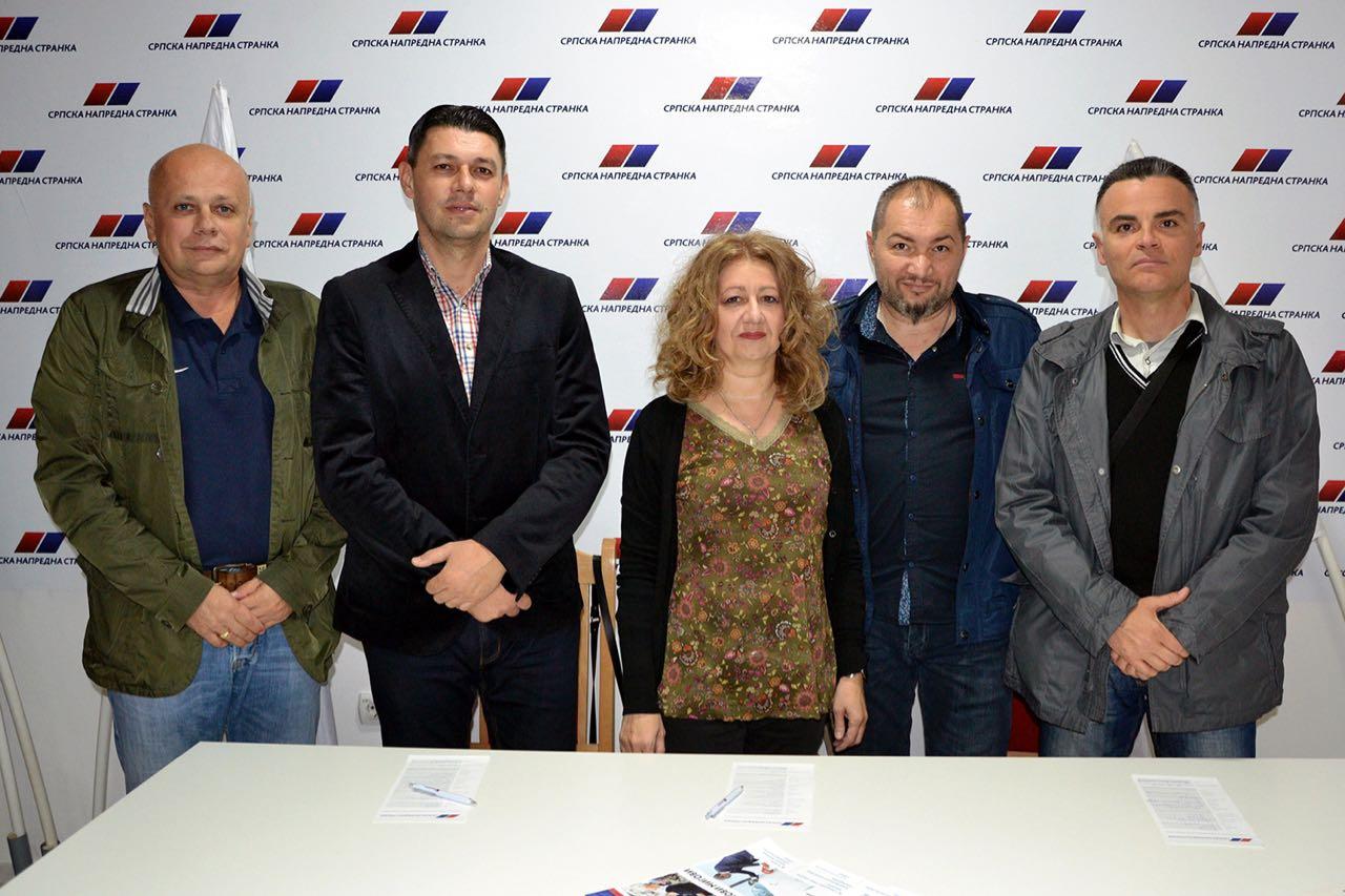 Photo of SNS u Pirotu: Sve brojniji i kvalitetniji pirotski odbor Srpske napredne stranke