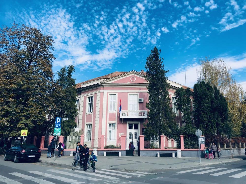 Photo of Erazmus povelja Evropske komisije Visokoj školi za obrazovanje vaspitača u Pirotu