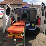 Grad Pirot donirao sanitet Službi hitne pomoći
