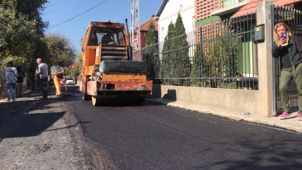 Photo of Završava se rekonstrukcija Jastrebačke ulice