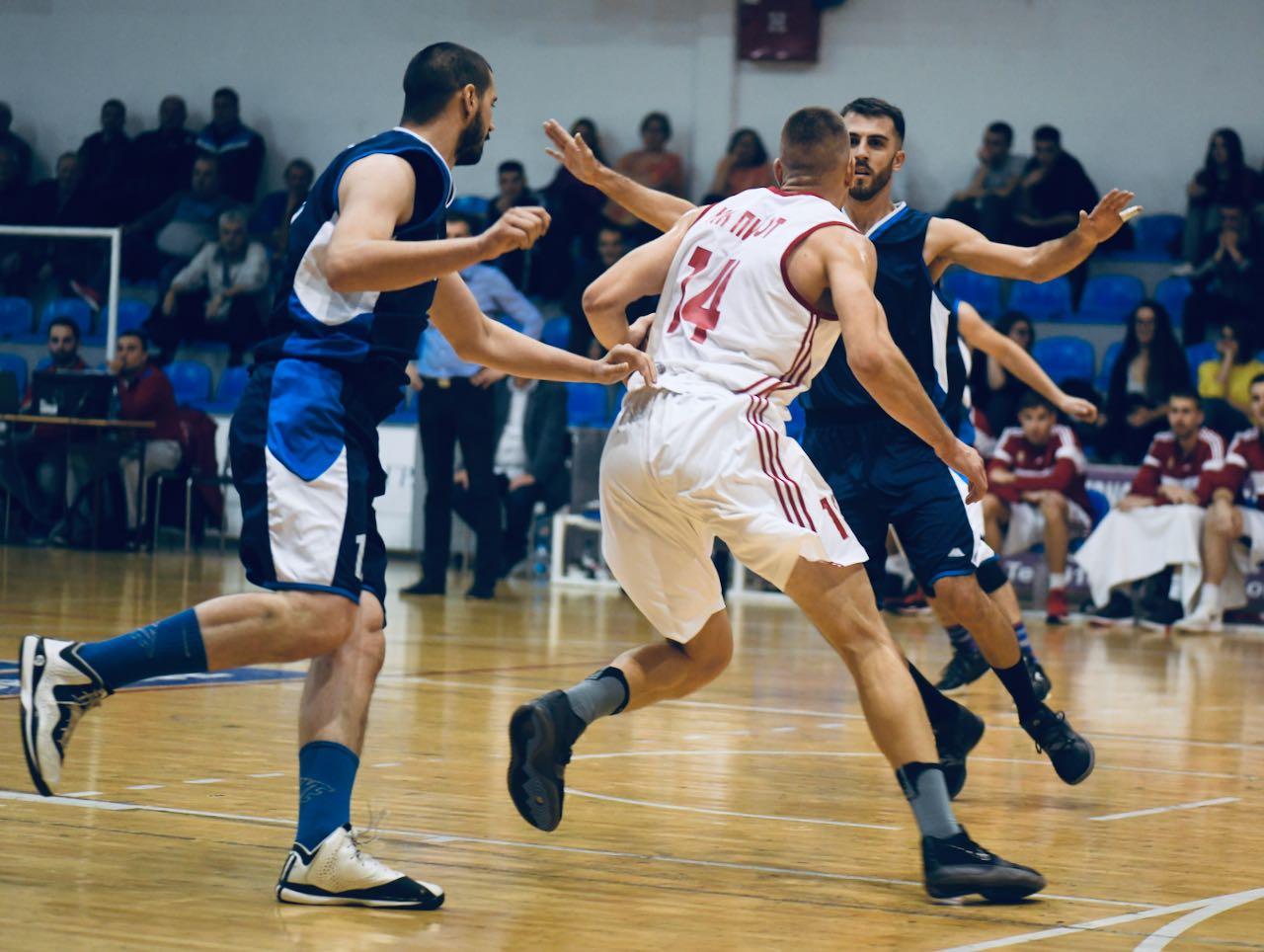 Photo of Košarkaši poraženi u Kragujevcu