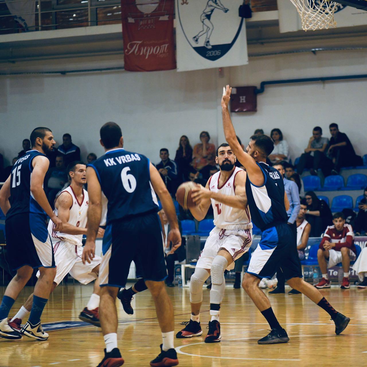 "Photo of Košarkaši na krilima pobede protiv Vrbasa u subotu igraju protiv ""srpske Bolonje"""