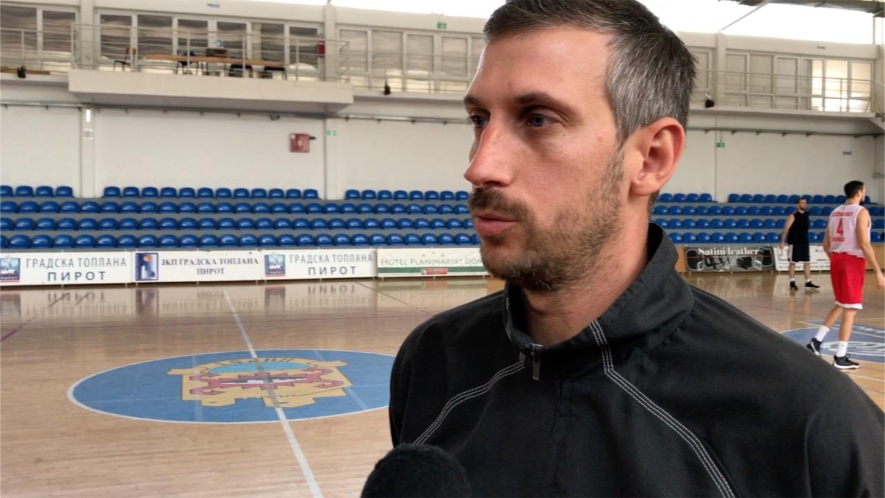 Photo of Spasić i Sotirović nastavljaju da vode prvi tim KK Pirota