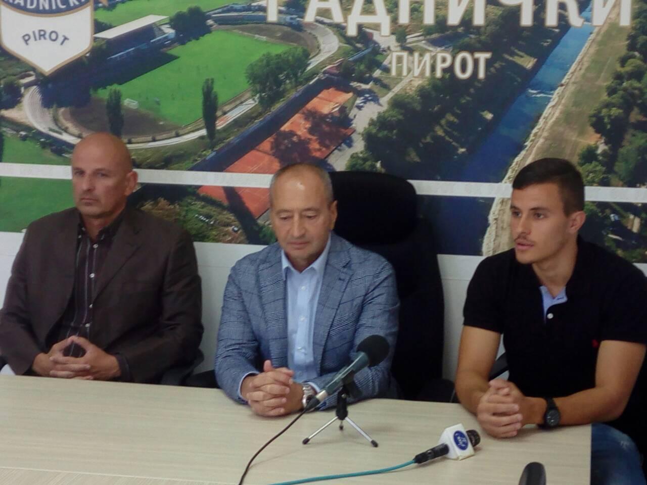 """Photo of Marko Vidojević danas zvanično preuzeo """"kormilo"""" Belih"""