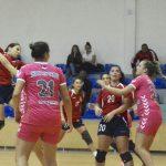 Ženska rukometna  juniorska reprezentacija Srbije na pripremama u Pirotu