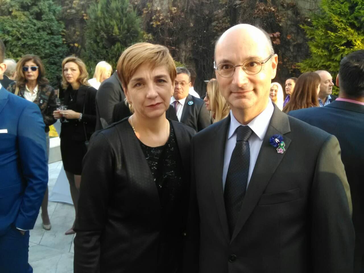 Photo of Dan primirja: Prijemu u ambasadi Francuske u Beogradu prisustvovala i direktorka pirotskog Arhiva