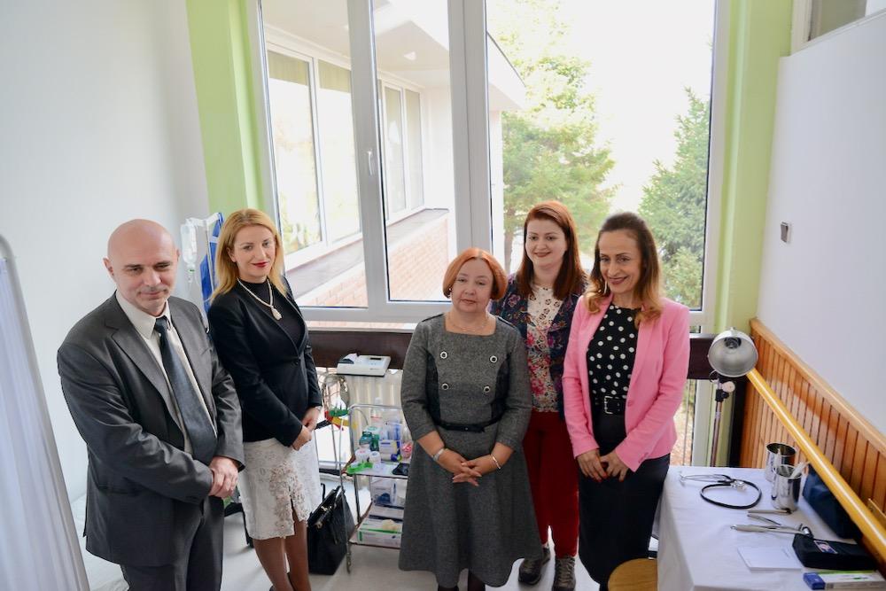 """Photo of U Pirotu u ŠOSO """"Mladost"""" otvorena medicinska soba za osobe sa autizmom"""