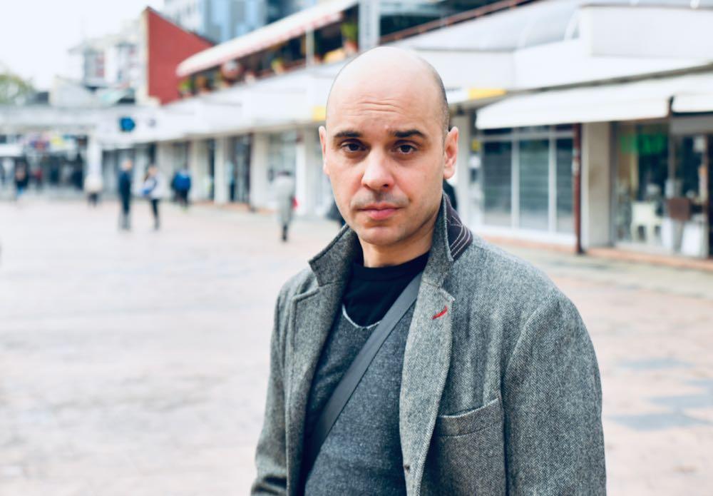 Photo of Umetnik iz Berlina Dušan Rodić: Pirot je grad koji ima identitet