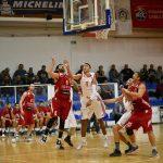 Košarkaši nastavili da dominiraju, savladala ekipa Radničkog iz Kragujevca 97:82